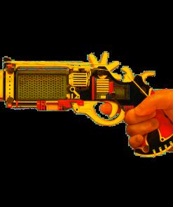 Rubber Band Gun Construction Kit Elastic Band Blaster