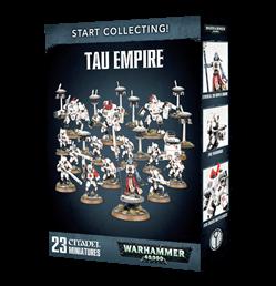 Warhammer 40000 Start Collecting Tau Empire