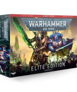 Warhammer 40K - 9th Edition - Elite Starter Set
