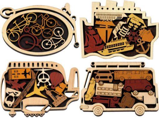constantin transport puzzles