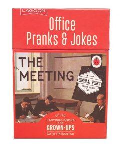 Ladybird Books For Grown-Ups Office Pranks & Jokes