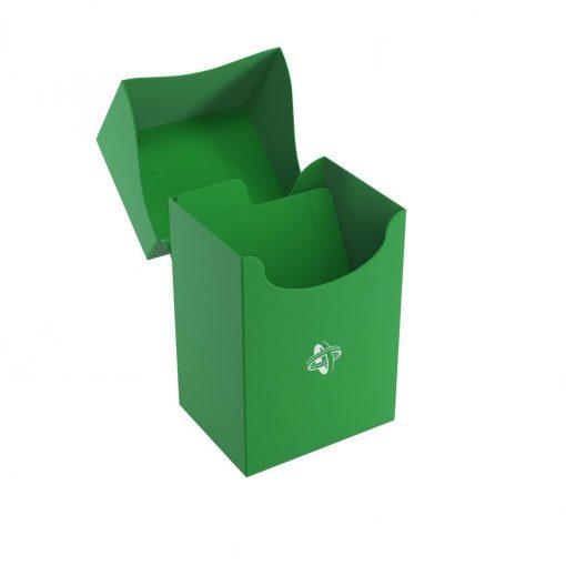 gamegenic deck holder 80plus green