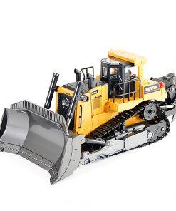 huina bulldozer 9channel
